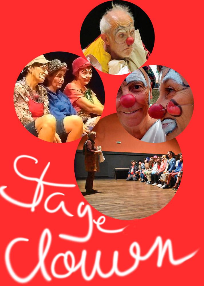 Stage clown 2020